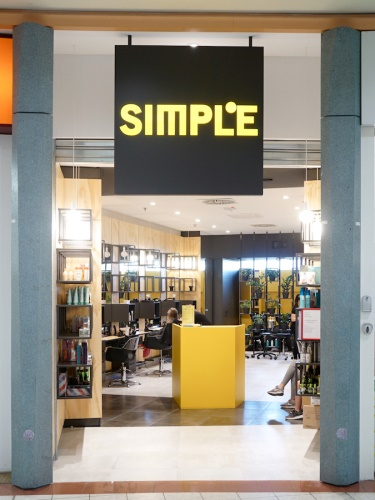 Friseursalon Simple | Europark Maribor